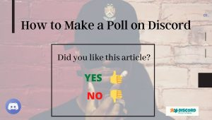 3 Methods – How to Make a Poll on Discord   PC and Android