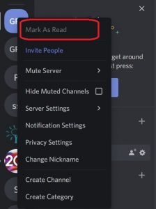 how to mark all notification as read on discord