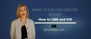 Read more about the article What is a Discord Server Widget – How to Embed into website