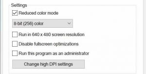 visual and color settings for roblox
