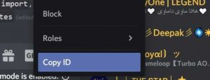 Discord user id look up