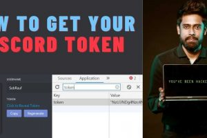 How to Get Your Discord Token (2020) – USER & BOT