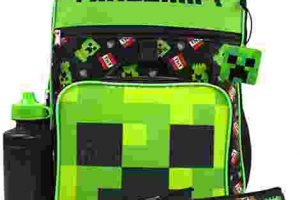 Top 10 Best Minecraft School Bags on Amazon – Backpacks 2020