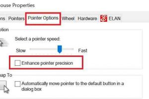 Is Enhance Pointer Precision Good for Gaming in 2021