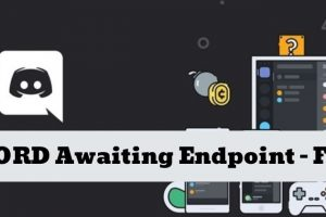 How to Fix Discord Stuck on Awaiting Endpoint 2021 (Mobile & PC)