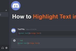 How to Highlight Text in Discord – Instantly