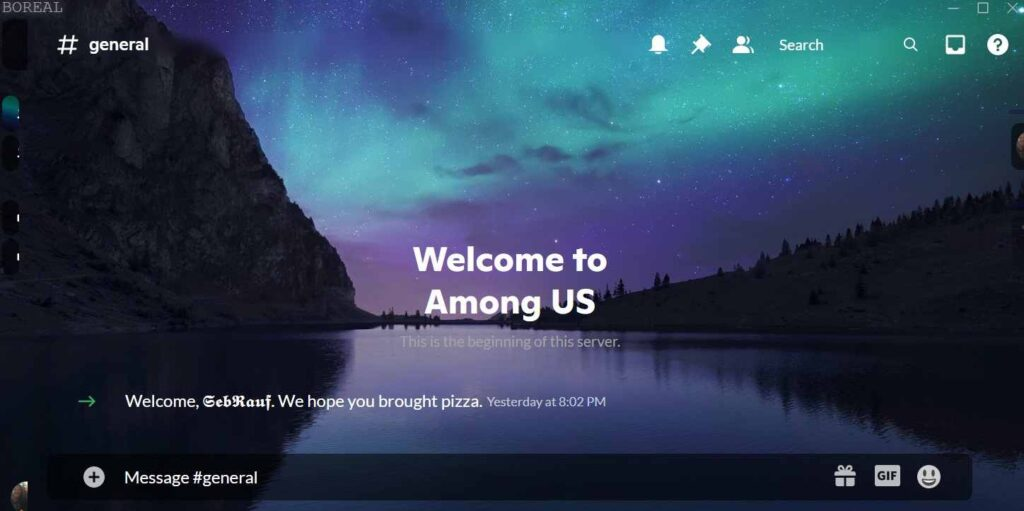 best theme for discord
