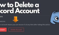 How to delete a Discord Account in 2021 (PC & Phone)