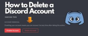 Read more about the article How to delete a Discord Account in 2021 (PC & Phone)