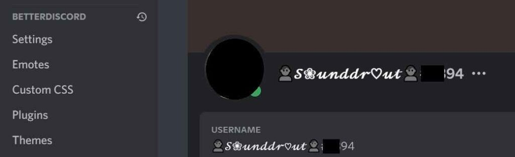 How to verify I have Better Discord Installed?