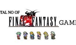 How many Final Fantasy Games are there? What order to Play